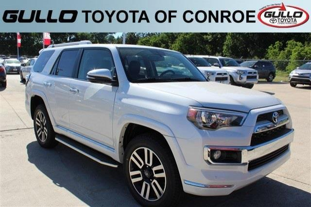 2017 toyota 4runner limited awd limited 4dr suv for sale in conroe texas classified. Black Bedroom Furniture Sets. Home Design Ideas