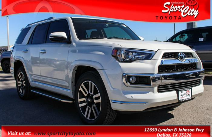 2017 toyota 4runner limited awd limited 4dr suv for sale in dallas texas classified. Black Bedroom Furniture Sets. Home Design Ideas