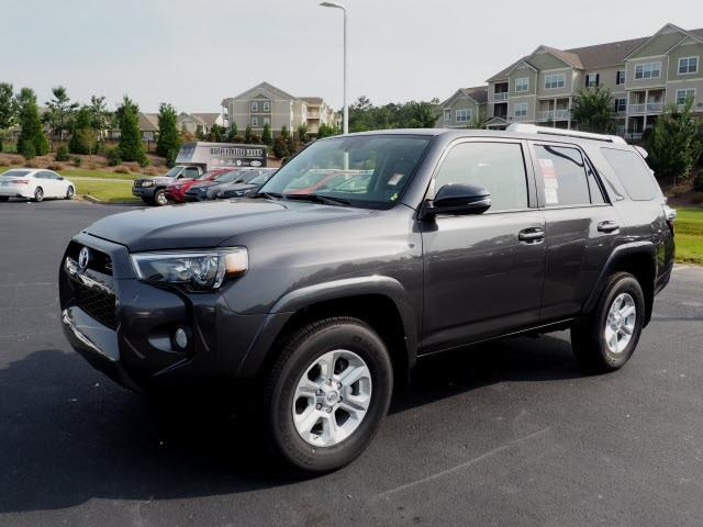 2017 Toyota 4Runner Limited AWD Limited 4dr SUV
