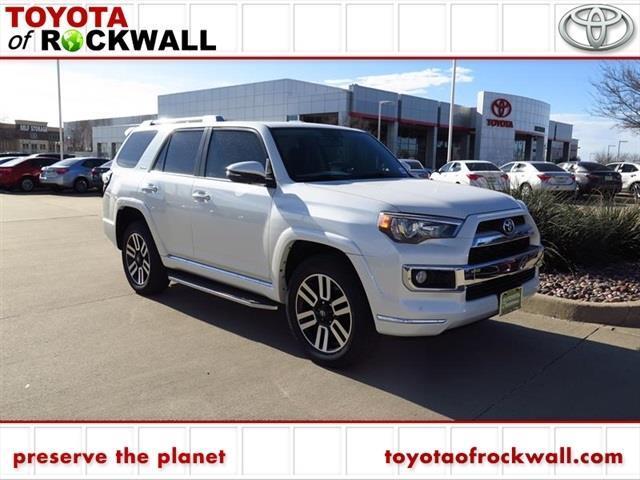 2017 Toyota 4Runner SR5 4x4 SR5 4dr SUV for Sale in Rockwall, Texas ...