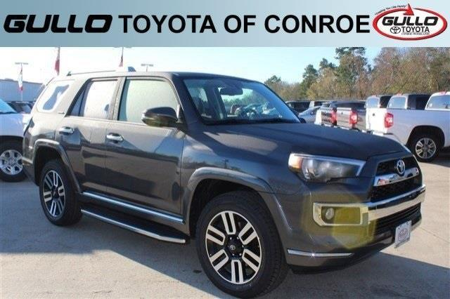 2017 toyota 4runner sr5 4x4 sr5 4dr suv for sale in conroe texas classified. Black Bedroom Furniture Sets. Home Design Ideas