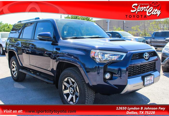 2017 toyota 4runner sr5 4x4 sr5 4dr suv for sale in dallas texas classified. Black Bedroom Furniture Sets. Home Design Ideas