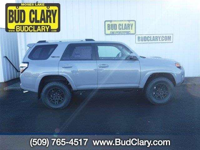 2017 toyota 4runner trd pro 4x4 trd pro 4dr suv for sale in mae washington classified. Black Bedroom Furniture Sets. Home Design Ideas