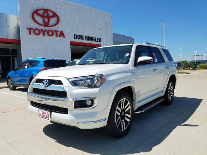 2017 toyota 4runner trd pro 4x4 trd pro 4dr suv for sale in temple texas classified. Black Bedroom Furniture Sets. Home Design Ideas
