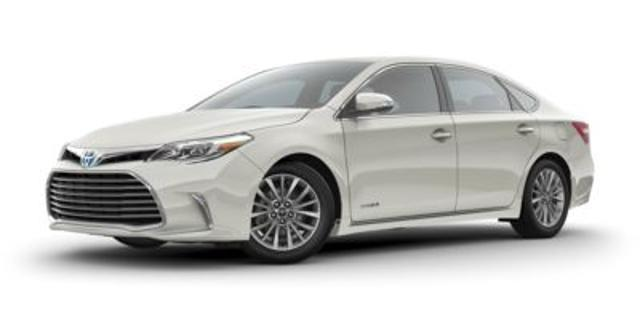 2017 toyota avalon hybrid limited limited 4dr sedan for sale in bartlesville oklahoma. Black Bedroom Furniture Sets. Home Design Ideas