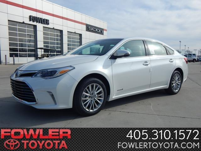 2017 toyota avalon hybrid xle plus xle plus 4dr sedan for sale in norman oklahoma classified. Black Bedroom Furniture Sets. Home Design Ideas