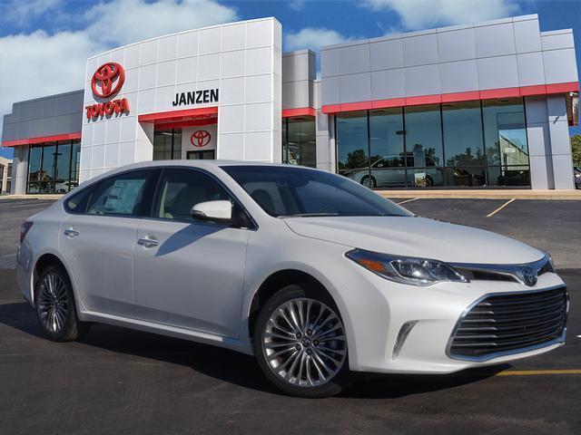 2017 Toyota Avalon Limited Limited 4dr Sedan