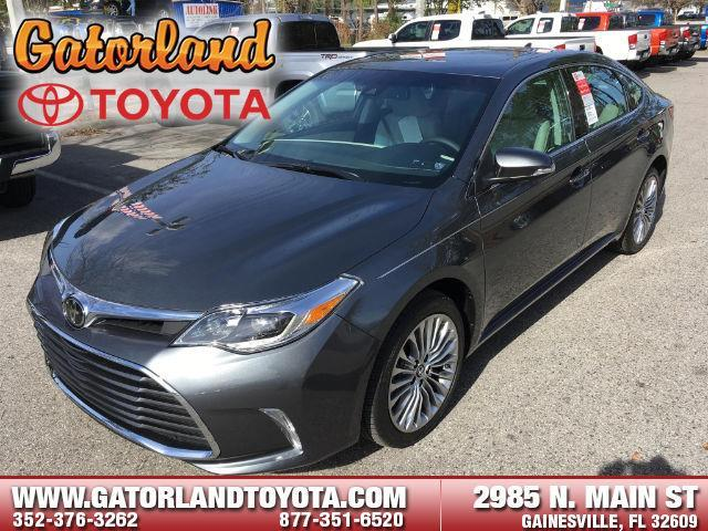 2017 Toyota Avalon Limited Limited 4dr Sedan
