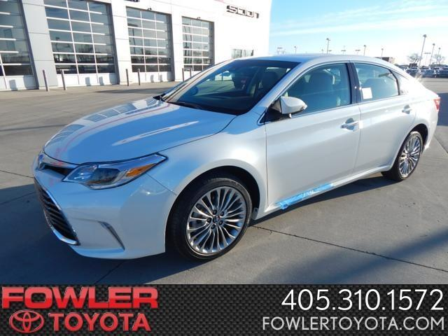 2017 toyota avalon limited limited 4dr sedan for sale in norman oklahoma classified. Black Bedroom Furniture Sets. Home Design Ideas