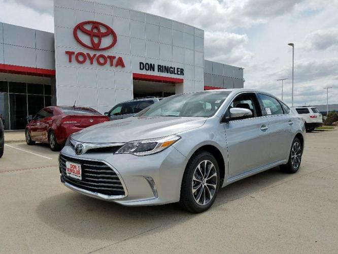2017 toyota avalon limited limited 4dr sedan for sale in temple texas classified. Black Bedroom Furniture Sets. Home Design Ideas