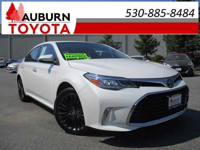 2017 toyota avalon touring touring 4dr sedan for sale in auburn california classified. Black Bedroom Furniture Sets. Home Design Ideas