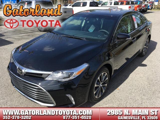 2017 Toyota Avalon XLE Premium XLE Premium 4dr Sedan