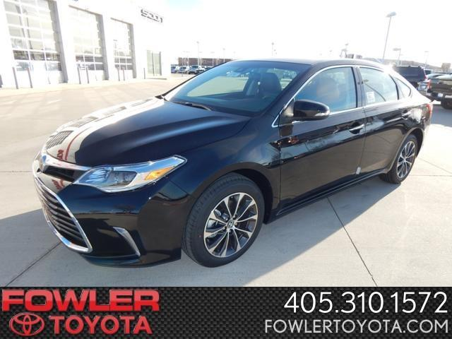 2017 toyota avalon xle premium xle premium 4dr sedan for sale in norman oklahoma classified. Black Bedroom Furniture Sets. Home Design Ideas