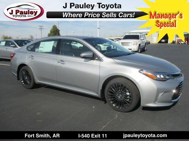 2017 toyota avalon xle xle 4dr sedan for sale in fort smith arkansas classified. Black Bedroom Furniture Sets. Home Design Ideas