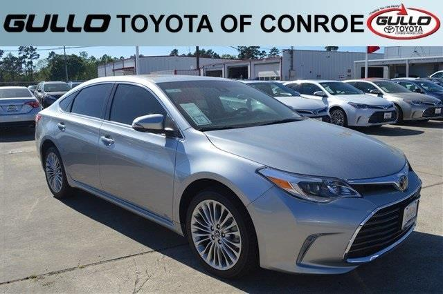 2017 toyota avalon xle xle 4dr sedan for sale in conroe texas classified. Black Bedroom Furniture Sets. Home Design Ideas
