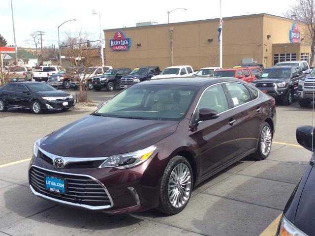 2017 toyota avalon xle xle 4dr sedan for sale in billings montana classified. Black Bedroom Furniture Sets. Home Design Ideas
