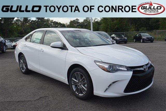 2017 Toyota Camry Le Le 4dr Sedan For Sale In Conroe