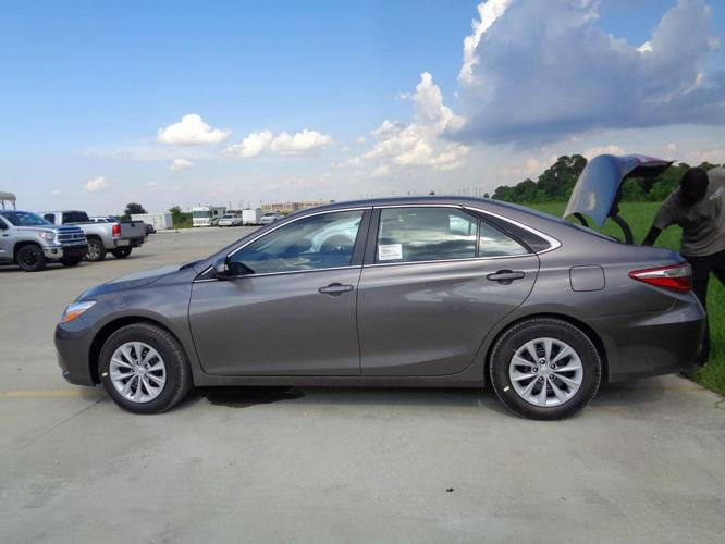 2017 toyota camry le le 4dr sedan for sale in lake charles louisiana classified. Black Bedroom Furniture Sets. Home Design Ideas