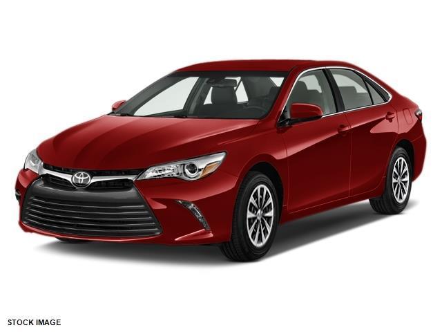 2017 Toyota Camry LE LE 4dr Sedan