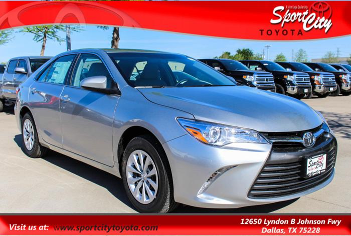 2017 toyota camry le le 4dr sedan for sale in dallas. Black Bedroom Furniture Sets. Home Design Ideas