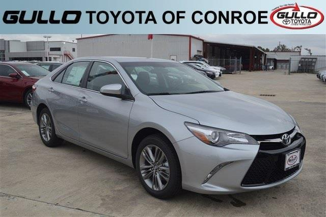 Toyota Certified Pre Owned >> 2017 Toyota Camry SE SE 4dr Sedan for Sale in Conroe, Texas Classified | AmericanListed.com