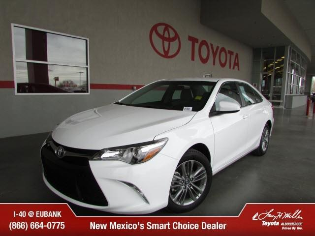 2017 toyota camry se se 4dr sedan for sale in albuquerque new mexico classified. Black Bedroom Furniture Sets. Home Design Ideas