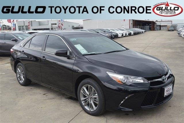 2017 Toyota Camry Se Se 4dr Sedan For Sale In Conroe