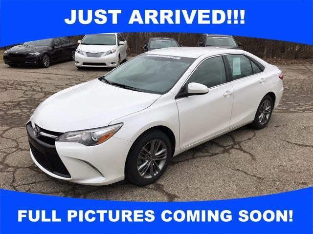 2017 toyota camry se se 4dr sedan for sale in grand blanc michigan classified. Black Bedroom Furniture Sets. Home Design Ideas