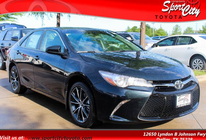 2017 toyota camry se se 4dr sedan for sale in dallas texas classified. Black Bedroom Furniture Sets. Home Design Ideas