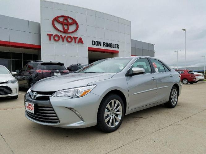 2017 toyota camry se se 4dr sedan for sale in temple texas classified. Black Bedroom Furniture Sets. Home Design Ideas