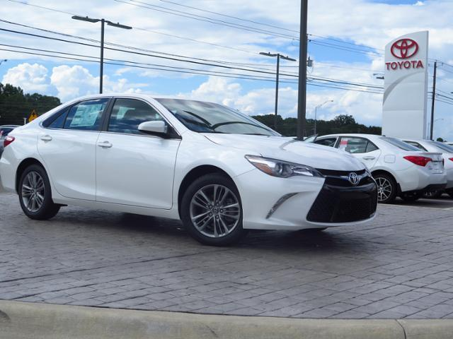 2017 Toyota Camry Se Se 4dr Sedan For Sale In Montgomery