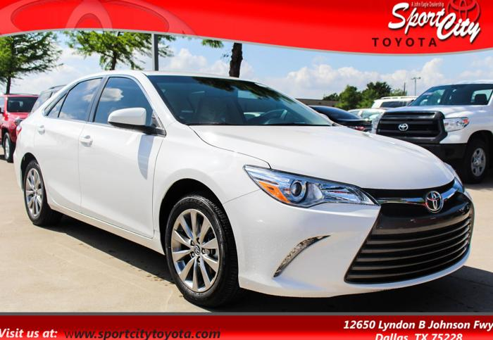2017 toyota camry xle xle 4dr sedan for sale in dallas texas classified. Black Bedroom Furniture Sets. Home Design Ideas