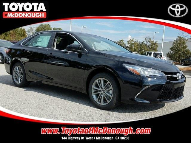 2017 toyota camry xse xse 4dr sedan for sale in mcdonough georgia classified. Black Bedroom Furniture Sets. Home Design Ideas