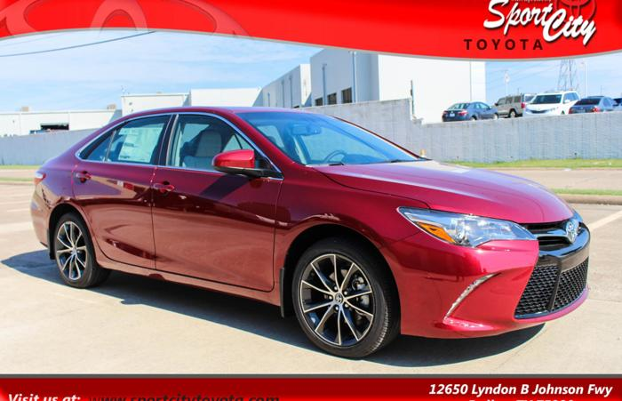 2017 toyota camry xse xse 4dr sedan for sale in dallas texas classified. Black Bedroom Furniture Sets. Home Design Ideas