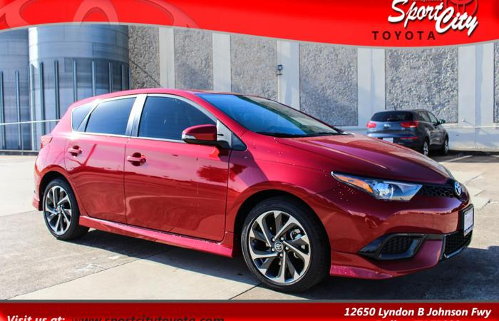 2017 toyota corolla im base 4dr hatchback 6m for sale in dallas texas classified. Black Bedroom Furniture Sets. Home Design Ideas