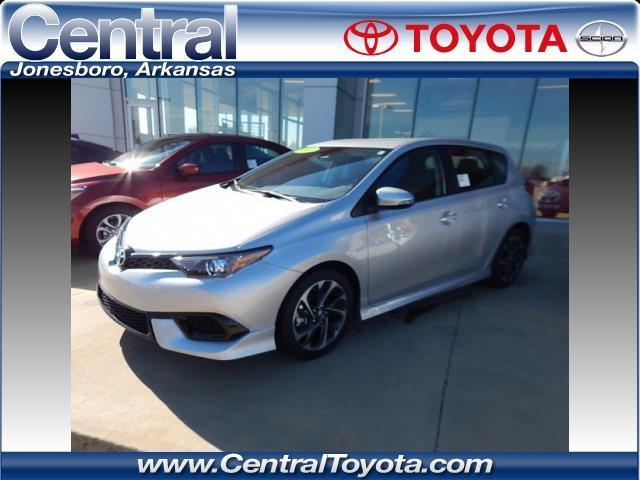 2017 toyota corolla im base 4dr hatchback cvt for sale in jonesboro arkansas classified. Black Bedroom Furniture Sets. Home Design Ideas