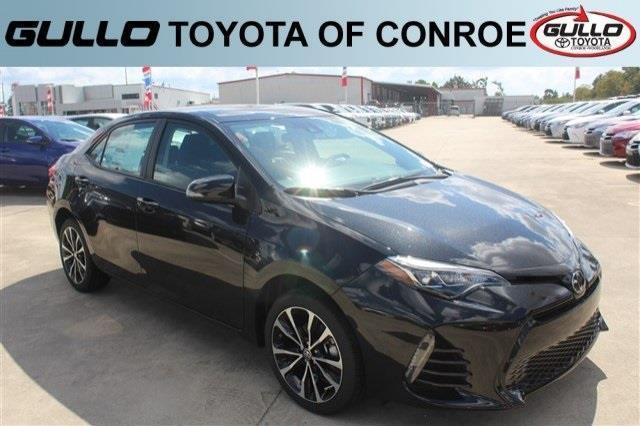 2017 Toyota Corolla L L 4dr Sedan For Sale In Conroe