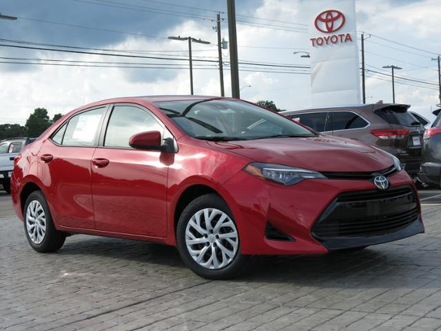 2017 toyota corolla le le 4dr sedan for sale in montgomery alabama classified. Black Bedroom Furniture Sets. Home Design Ideas