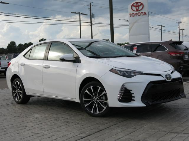 2017 toyota corolla se se 4dr sedan 6m for sale in. Black Bedroom Furniture Sets. Home Design Ideas