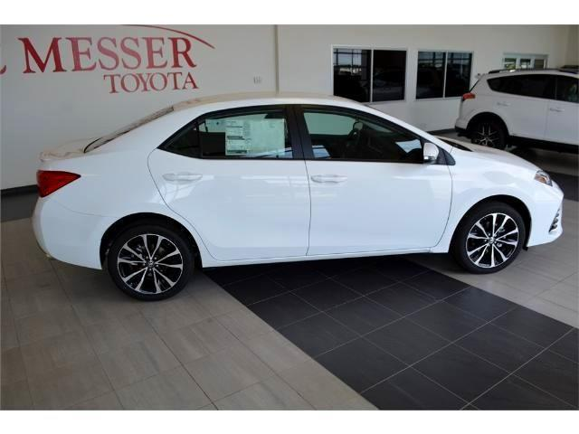 2017 toyota corolla se se 4dr sedan cvt for sale in. Black Bedroom Furniture Sets. Home Design Ideas