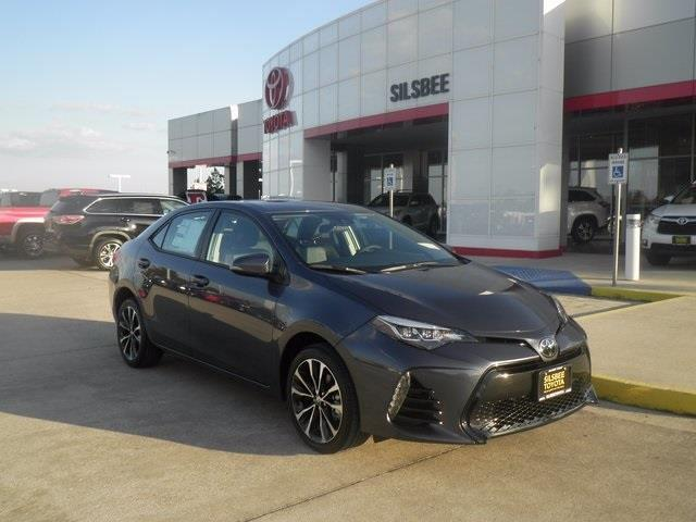 2017 toyota corolla xle xle 4dr sedan for sale in silsbee. Black Bedroom Furniture Sets. Home Design Ideas