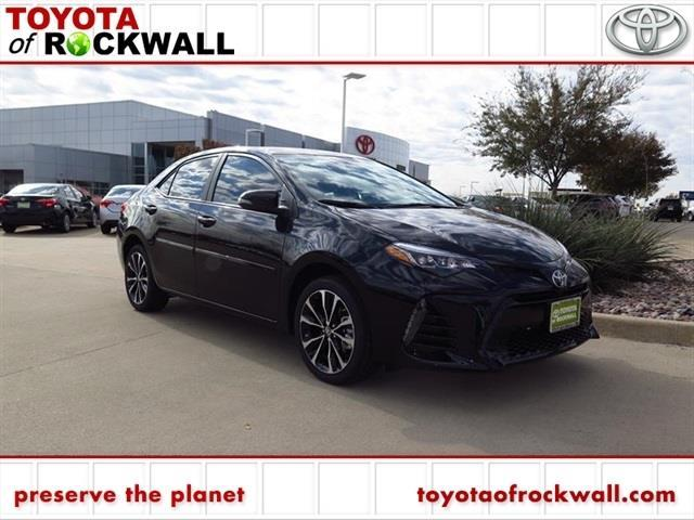 2017 toyota corolla xle xle 4dr sedan for sale in rockwall. Black Bedroom Furniture Sets. Home Design Ideas