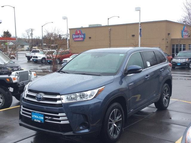 2017 toyota highlander hybrid le awd le 4dr suv for sale in billings montana classified. Black Bedroom Furniture Sets. Home Design Ideas