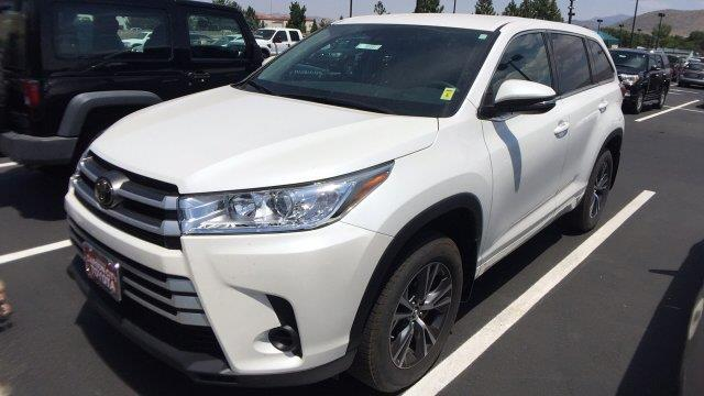 2017 toyota highlander le awd le 4dr suv for sale in carson city nevada classified. Black Bedroom Furniture Sets. Home Design Ideas