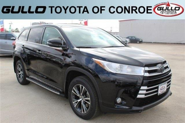 2017 toyota highlander le le 4dr suv for sale in conroe texas classified. Black Bedroom Furniture Sets. Home Design Ideas