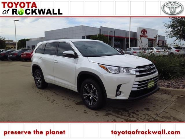 2017 toyota highlander le le 4dr suv for sale in rockwall texas classified. Black Bedroom Furniture Sets. Home Design Ideas