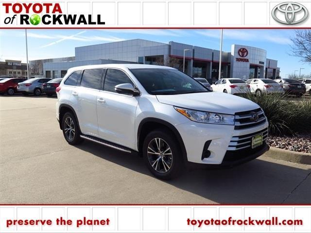2017 toyota highlander le plus le plus 4dr suv for sale in rockwall texas classified. Black Bedroom Furniture Sets. Home Design Ideas