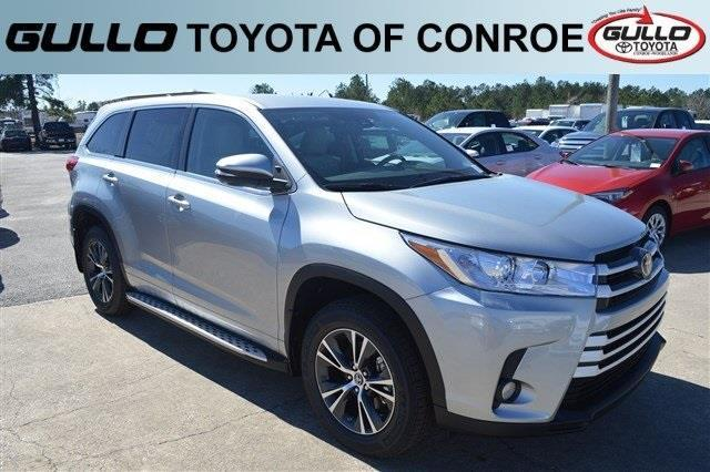 2017 toyota highlander le plus le plus 4dr suv for sale in conroe texas classified