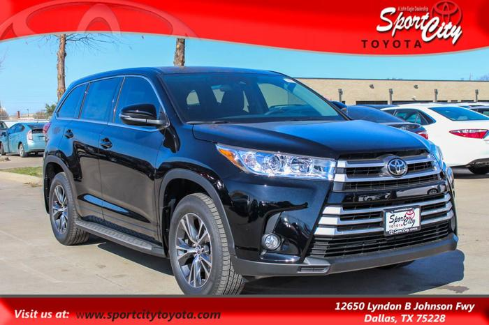 2017 toyota highlander le plus le plus 4dr suv for sale in dallas texas classified. Black Bedroom Furniture Sets. Home Design Ideas