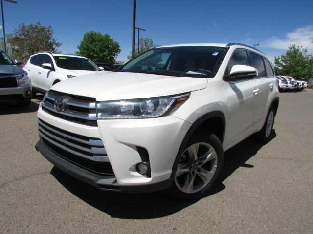 2017 Toyota Highlander Limited Limited 4dr Suv For Sale In